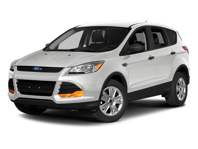 2014 Ford Escape Titanium Groton CT | New London Stonington ...