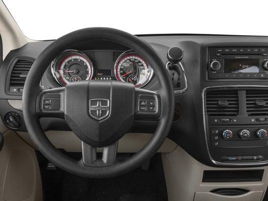 2016 Dodge Grand Caravan Sxt Plus In Groton Ct Girard Nissan