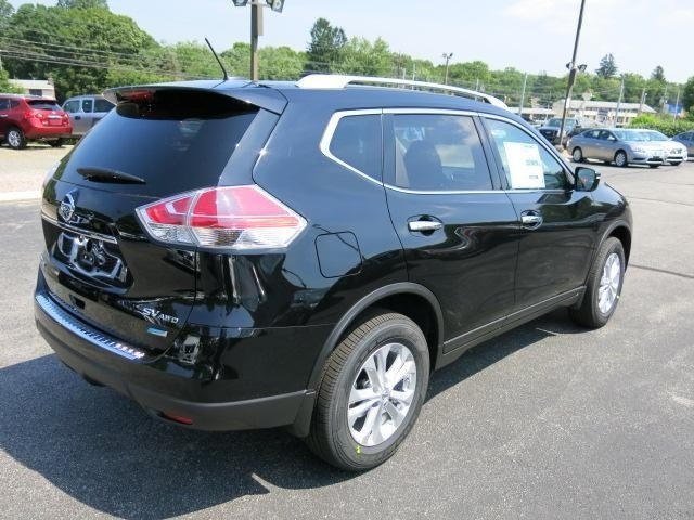 The Nissan Rogue From Our Nissan Dealer Near Killingly Was