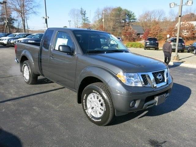 Norwich Area Nissan Gets The Job Done In A 2015 Frontier