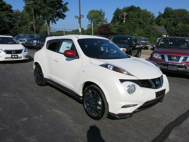 Turn Heads In The Funky 2014 Juke Nismo Groton Nissan Dealer
