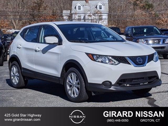 Elegant 2018 Nissan Rogue Sport S In Groton, CT   Girard Nissan